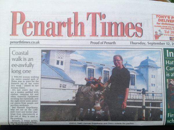 Penarth-Times