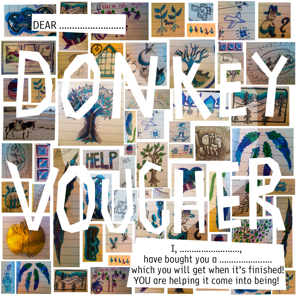 Donkey gift voucher