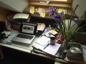 The stage one work station