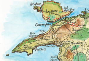 Lleyn-and-Anglesey-detail-map