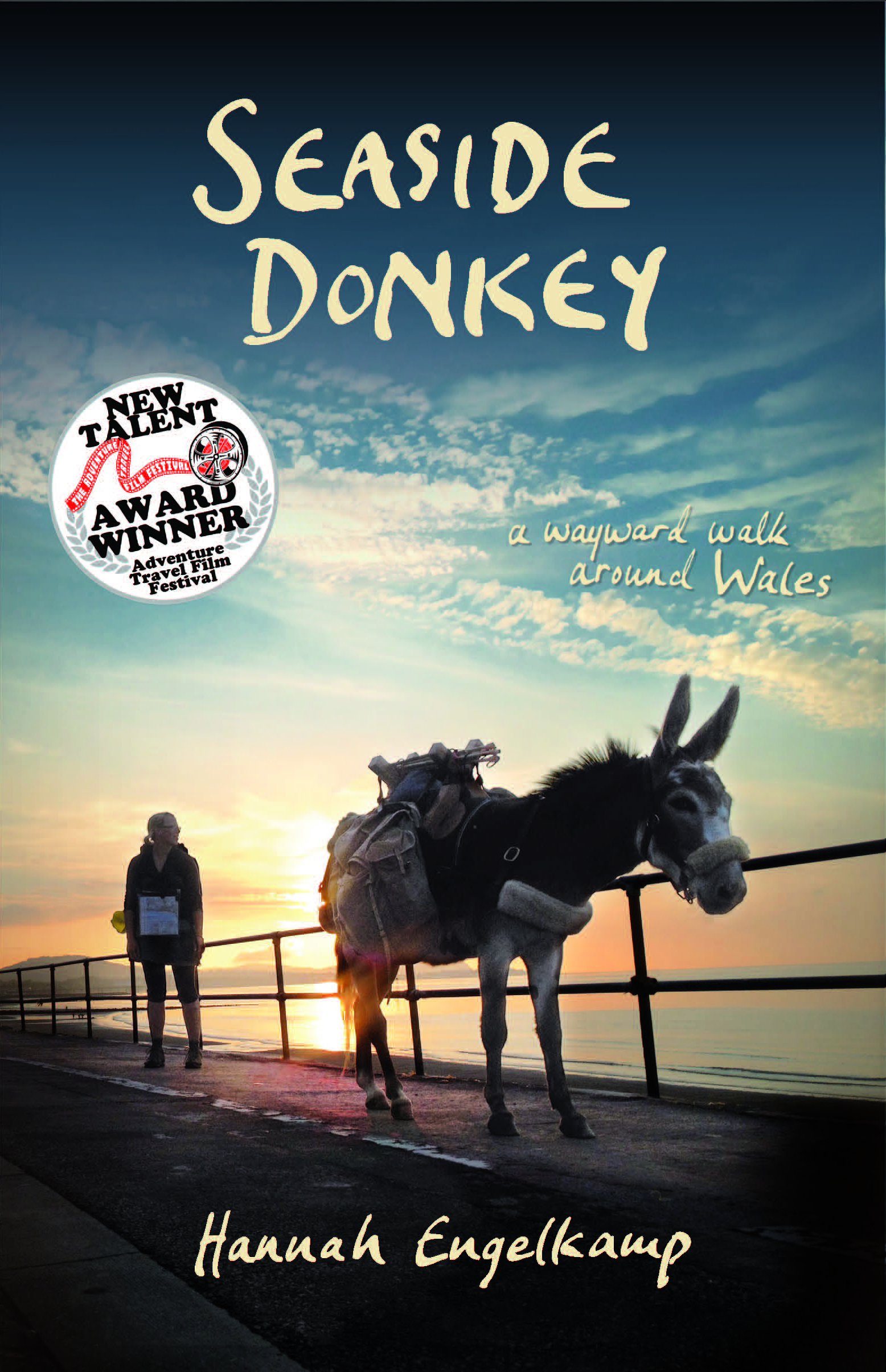 SEASIDE DONKEY COVER (CMYK) FRONT PAGE