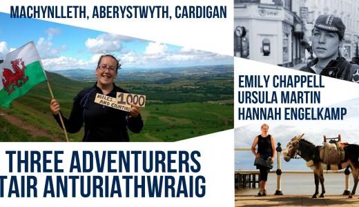 Triple-bill speaking tour next weekend! Plus, Hay Festival. Eep!